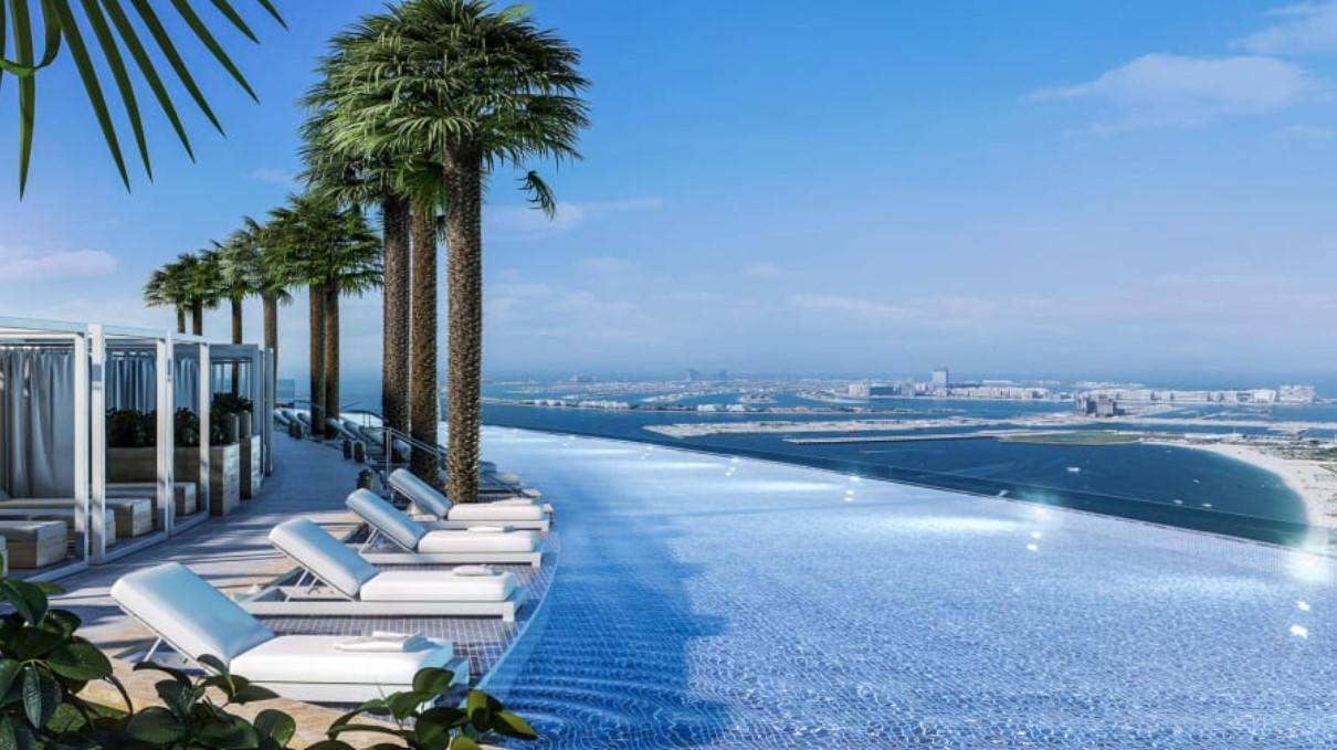 Address Beach Resort at Jumeirah Gate