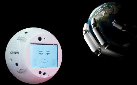 Плавающий «мозг» робот CIMON-2 поможет астронавтам на борту космической станции