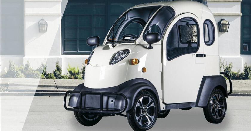 Самый дешёвый в мире электромобиль поступил в продажу