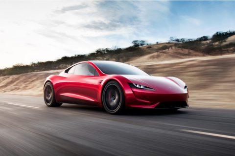 Tesla отложила новый Roadster